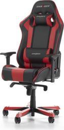 Fotel DXRacer King czarno-czerwony (GC-K06-NR-S3)