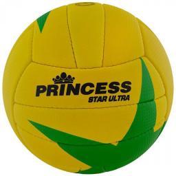 SMJ sport Piłka siatkowa Princess Star Ultra żółta r. 5 (8410)