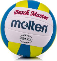 Molten Piłka siatkowa Mini Beach Master V1B300-CY (9202)