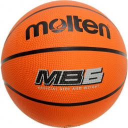 Molten Piłka do koszykówki MB6 (8989)
