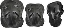 SMJ sport Ochraniacze dla dorosłych, komplet CR368 czarne roz S