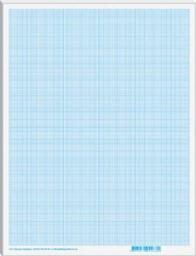 Fresh Papier milimetrowy A4 niebieski MK 4120 E