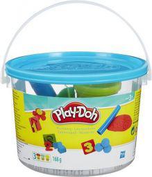 Play-Doh Play-Doh Kolorowe Wiaderko Niebieskie (23414)