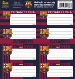 Astra Naklejki na zeszyt FC Barcelona