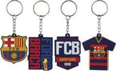 Breloczek Astra Breloczek gumowy FC Barcelona FC-113