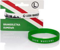 Astra Bransoletka Gumowa Legia LG-06 (WIKR-1044725)