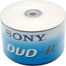 Sony DVD-R 4.7GB 16X SPINDLE 50SZT