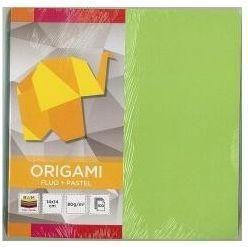 Interdruk Papier origami 14x14cm Fluo+Pastel