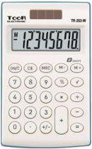 Kalkulator Toor Electronic TR-252W (WIKR-084219)