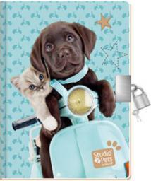 Paso Pachnący pamiętnik z kłódka Studio Pets (WIKR-1048460)