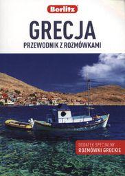 Przewodnik z rozmówkami. Grecja