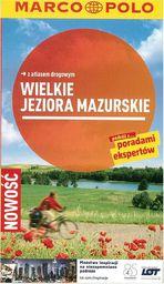Przewodnik. Wielkie Jeziora Mazurskie