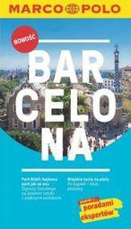 Barcelona - przewodnik z mapą w etui