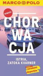 Chorwacja Istria - przewodnik z mapą w etui
