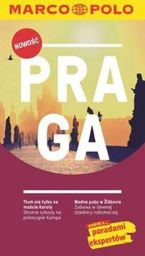 Praga - przewodnik z mapą w etui