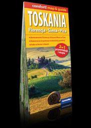 Comfort! Map&Guide Toskania 2w1