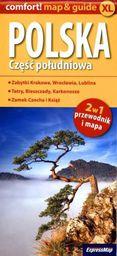 Comfort! Map&Guide XL Polska. Część południowa 2w1