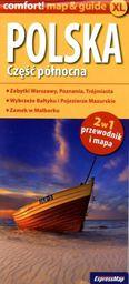 Comfort! Map&Guide XL Polska. Część północna 2w1