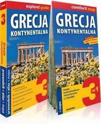 Explore!guide Grecja kontynentalna 3w1