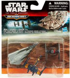 Hasbro Star Wars Micro Machines B3501 Trójpak The First Order Attacks (B3500)