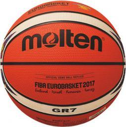 Molten Piłka do koszykówki BGR7-E7T  EuroBasket 2017 r. 7 (9238)