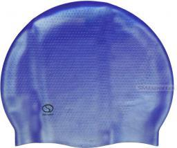 SMJ sport Czepek basenowy Masaż 304 fioletowy (8389)