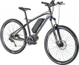 Devron Elektryczny rower górski 27225 - model 2016 Kolor Czarny rajdowy, Rozmiar ramy 19,5