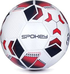 Spokey Piłka nożna AGILIT biała r. 5