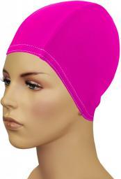 Gwinner Czepek pływacki Bathing Cap for Long Hair różowy