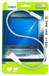 Lampka USB 4World lampka USB do notebooka