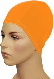 Gwinner Czepek pływacki do długich włosów pomarańczowy (221801130000)