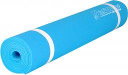 inSPORTline Mata do ćwiczeń EVA 173 x 60 cm Kolor jasno-niebieski (922)
