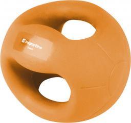 inSPORTline Piłka lekarska z uchwytami Grab Me 2 kg (13486)