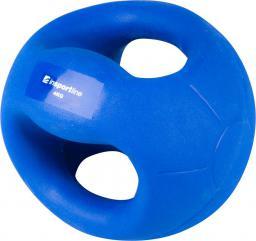 inSPORTline Piłka lekarska z uchwytami Grab Me 4 kg (13488)