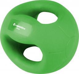 inSPORTline Piłka lekarska z uchwytami Grab Me 5 kg (13489)