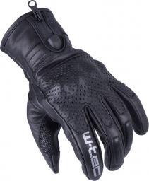 W-TEC Rękawice motocyklowe męskie Swaton GID-16032 czarne r. M (14996-M)