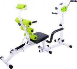 inSPORTline Poziomy rower treningowy rehabilitacyjny Gemra 3w1 (10892)