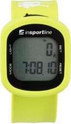 inSPORTline Krokomierz elektroniczny Strippy żółto-zielony (8124-3)