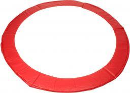 inSPORTline Osłona na sprężyny do trampoliny Froggy PRO 305 cm Kolor Czerwony