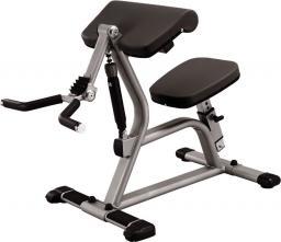 inSPORTline Maszyna na mięśnie bicepsa CBC400 Body Solid Kolor Czarny (2736-1)