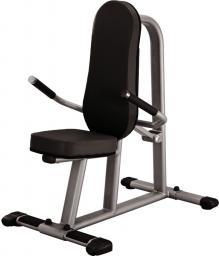 inSPORTline Maszyna na mięśnie tricepsa CAC700 Body-Solid Kolor Czarny (2739-1)