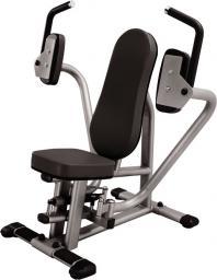 inSPORTline Maszyna na mięśnie klatki piersiowej CPD800 Body Solid Kolor Czarny (2740-1)