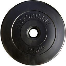 inSPORTline Obciążenie cementowe 2.5kg 30mm