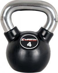 inSPORTline Kettlebell 4 kg (5421)