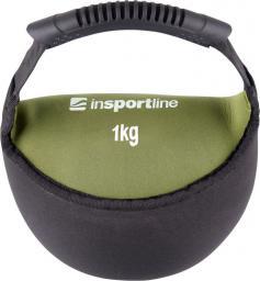 inSPORTline Hantla neoprenowa Bell-bag 1 kg (9325)