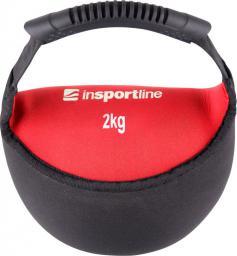 inSPORTline Hantla neoprenowa Bell-bag 2 kg (9326)