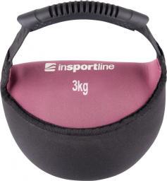 inSPORTline Hantla neoprenowa Bell-bag 3 kg (9327)