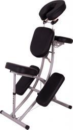 inSPORTline Krzesło do masażu Relaxxy aluminium (9413)