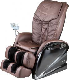 inSPORTline Fotel do masażu Sallieri Kolor ciemny brązowy (4477-2)