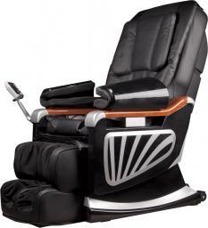 inSPORTline Fotel do masażu Masseria Kolor Czarny (4473-1)